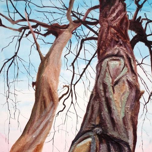 Schilderwerken Bomen