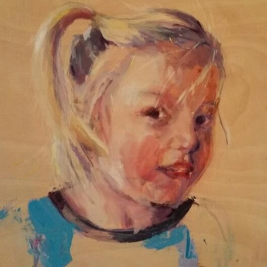 Schilderwerken Portretten
